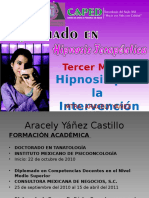Hipnosis Terapéutica - Tercer Módulo CAPED