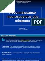 Tp Reconnaissance Macroscopique Des Minc3a9raux