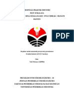 Proposal Praktik Industri (Pltu Suralaya)