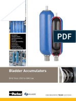 Bladder Accumulators