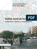 Analise Territorio