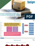 Strategic Assessment of Worldwide Coding and Marking Market – Forecast Till 2021