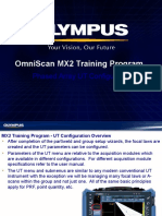 MX2 Training Program 07 UT Configuration