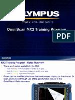 MX2 Training Program 08 Gate Configuration