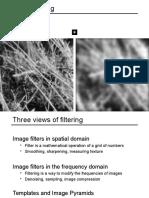 Filtros - vision artificial
