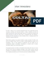 El Coltan Venezolano
