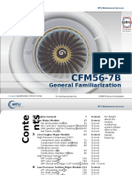 Cfm56-7b Familiarization Print