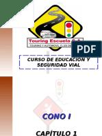 Clases Teoricas Curso de Educación y seguridad Vial