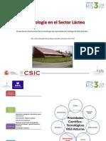 Presentacion RIS3 Asturias Biotecnologia Sector Lacteo