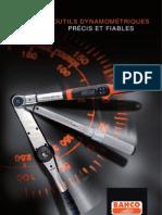 Catalogue dynamométrie