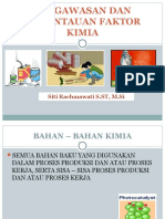 Pengawasan Dan Pemantauan Fx Kimia