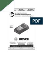 Manual Bosch Glr500