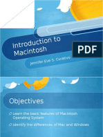 2 Introduction to Macintosh