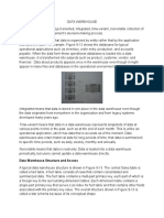 Alfonso, Reymart M. - Written Report - Data Warehouse