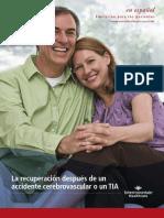 ACV - Guía Para El Paciente y Familiares