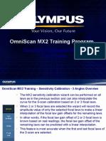 MX2 Training Program 10B Sensitivity Cal Wizard 2 or 3 Laws