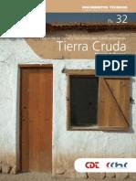 Evaluación de Daños y Soluciones para Construcciones en Tierra Cruda Manual de Terreno - Documentos Tierra Cruda