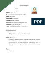 datos presentacion