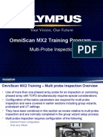 MX2 Training Program 13 Multiprobe Inspection