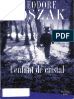 Théodore Roszak - L'Enfant de Cristal