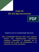 Clase 2 Macroeconomia