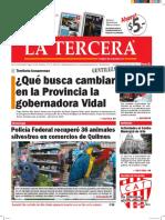 Diario La Tercera 18.03.2016
