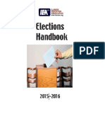 Elections Handbook 2015 2016