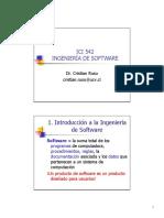 Ingenieria de Software - 1