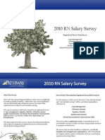 2010 Registered Nurse Salary Survey