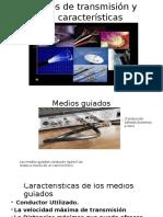 Medios de Transmisión y Sus Características