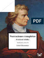 Schiller, Friedrich - Narraciones completas.epub
