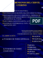 Tumores Benignos Del Cervix