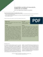 Evaluacion de Las Propiedades Mecanicas de Una Mezcla Densa en Caliente Modificada Con Asfaltita