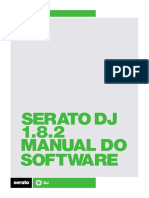 Serato DJ 1.8.2 Software Manual - Portuguese Brazil