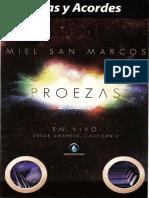 Cancionero Proezas - MSM