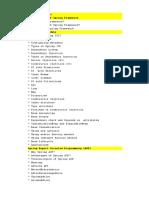 Java J2EE Syll