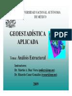 Curso de Variogramas CG4_2009