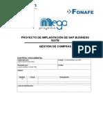 Manual compras MM SAP