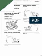 Manual de operacion Mantenimiento Excavadora Hidraulica 320d Caterpillar