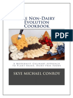 The Non Dairy Cookbook