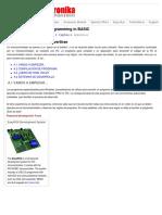 Programacion en MikroBasicPro for PIC Apendice A