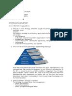 Strategic Management Group 4-1