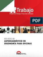 MTPE Guia Autodiagnostico Oficinas - 2015