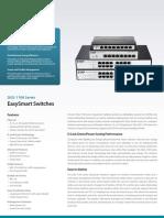 DGS 1100 Series Datasheet