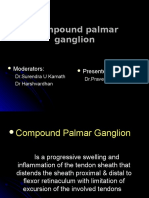 Compound Palmar Ganglion