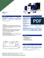 Ficha Tecnica p501