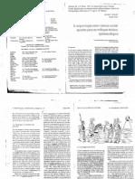 Alvarez y Fiore (1993). Arqueología como ciencia social