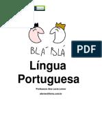 Tecnico TRT Portugues Ana Lucia