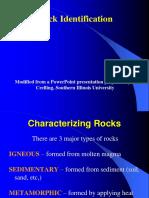 Rock Identification2015