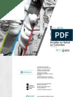 Sexto Informe - Desigualdades Sociales en Salud